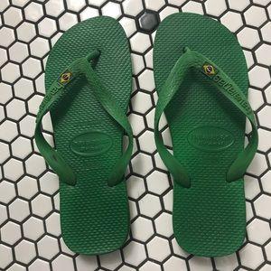 Havaianas flip flops size 37-38